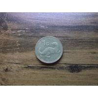 Мальта 1 цент 1991