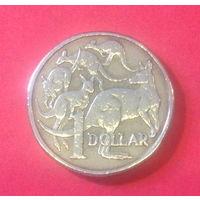 Австралия, 1 доллар 1984г.