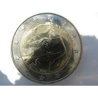 Мальта 2 евро 2014 г. 50 лет Независимости Мальты. (юбилейная) UNC!
