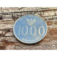 Индонезия. 1000 рупий 2010.