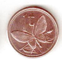 Папуа - Новая Гвинея 1 тойя 2004