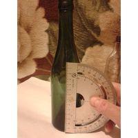 Пивная бутылка. 0,35L.Rr/ Q  Третий рейх.