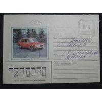1984 Жигули ВАЗ-2102 прошло почту