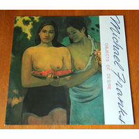 """Michael Franks """"Objects Of Desire"""" LP, 1982"""