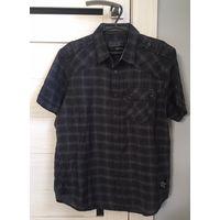 Рубашка мужская С&A.Бесплатная доставка почтой
