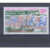 [27] Камерун 1968. Корабль.
