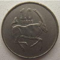 Ботсвана 10 тхебе 1998 г. (m)
