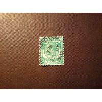 Малайские штаты  1936 г. Стрейтс-Селттменс. Георг -V.