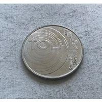 Словения 100 толаров 2001 - 10 лет Республике Словения и Толару
