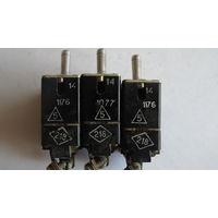 Автоматы защиты сети. 27 вольт 5 ампер