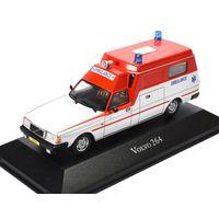 Volvo 264 Ambulance Atlas