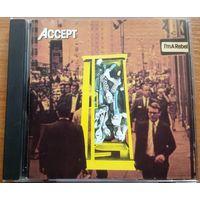 """Accept   - CD """"I'm A Rebel""""  Original"""