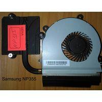 Система охлаждения для ноутбука Samsung NP355