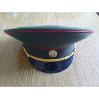 Фуражка офицера ВС РБ.
