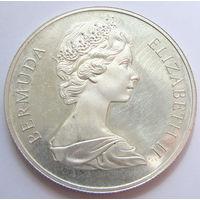 Бермудские 1 доллар 1972 г