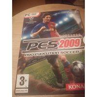 """Компьютерная игра """"PES 2009"""" футбол"""