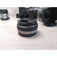Panasonic LUMIX G 14mm F2.5 ASPH. (H-H014)