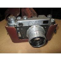 Фотоаппарат ФЭД-2 с объективом И-26м