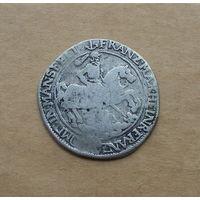 Германия, графство Мансфельд, 2/3 талера 1675 г.. серебро