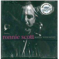 4CD Box-set Ronnie Scott - Boppin' with Scott (30 July 2007)
