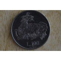 Сан-Марино 100 лир 1974