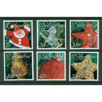 Гибралтар 2004 ** Рождество. Ёлочные игрушки