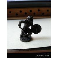"""Металлический воин""""uolk"""" 403 06."""