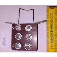 Колодка для реле РВМ 2С-48