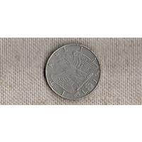 Италия 1 лира 1939 //FV/