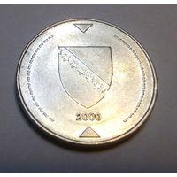 Босния и Герцеговина 1 марка 2000