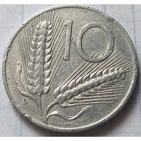 Италия 10 лир, 1972      ( 4-9-5 )
