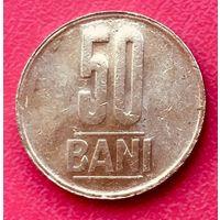 10-17 Румыния, 50 бани 2012 г.