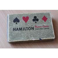 Игральные американские карты Hamilton