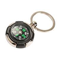 Брелок на ключи, компас латунный. распродажа
