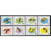 1982 Вьетнам. Пчёлы и осы
