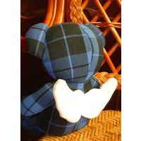 Jc de castelbajac Мишка мягкая игрушка оригинал из Англии