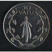 Вануату 50 вату 2009 г. Состояние новое!!!