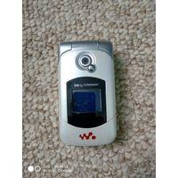 Мобильный телефон Soni Ericsson W300i.