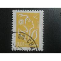 Франция 2005 стандарт 0,01