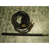 Подсветка и колышек АШ 20 см к радиостанции(приёмнику)