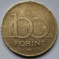 Венгрия, 100 форинтов 1995 г