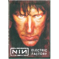 DVD-r Nine Inch Nails - Electric Factory