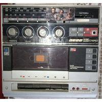 Магнитола Вега-335-стерео. Корпус+ЛПМ.