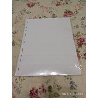 Прокладка MM-Schulz, р-р Optima, картон, белая, упаковка 10шт., новая.