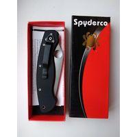 Нож spyderco реплика