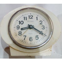 Часы-будильник ЯНТАРЬ рабочие