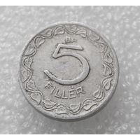 5 филлеров 1959 Венгрия #01
