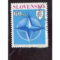 Словакия. Вступление Словакии в блок НАТО