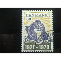 Дания 1970 мать и дочь
