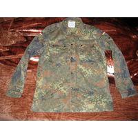 """Рубашка-китель армии Бундесвера """"Flecktarn"""" размер Gr.13 (Б/У)"""
